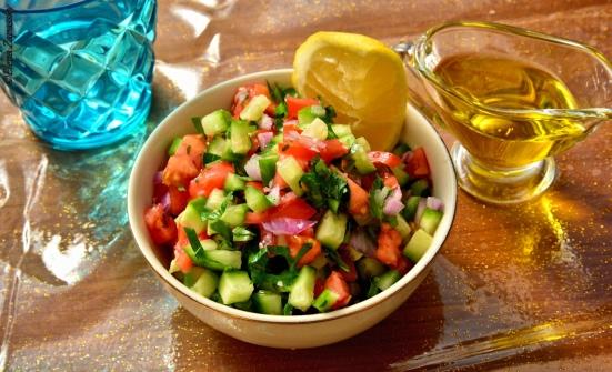 Палестинский салат