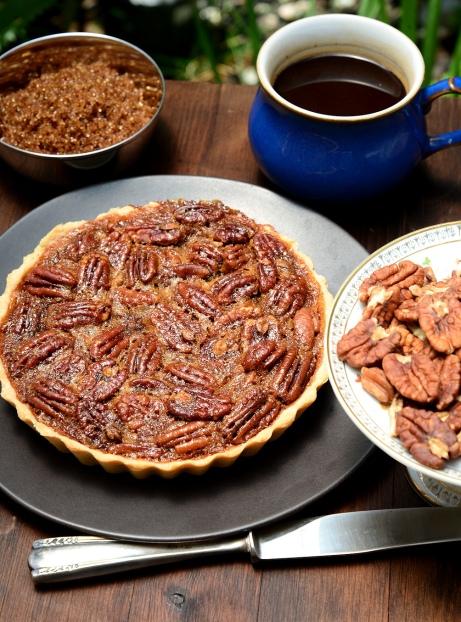 торт пекан pecan pie