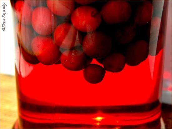 cherry liqueur вишневка