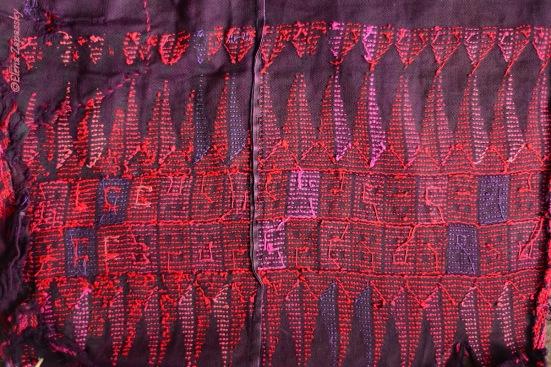 Палестинская вышивка