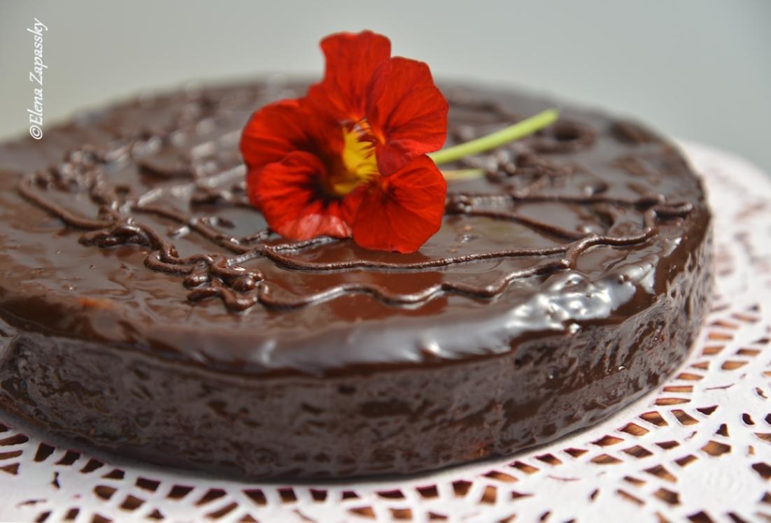 Торт захер пошаговый рецепт все