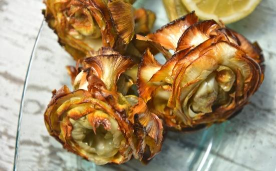 Carciofi alla Giudia (Jewish-Style Artichokes) Recipe