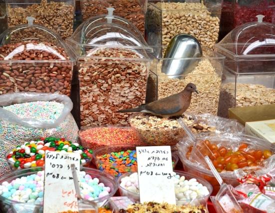 Рынок в Акко
