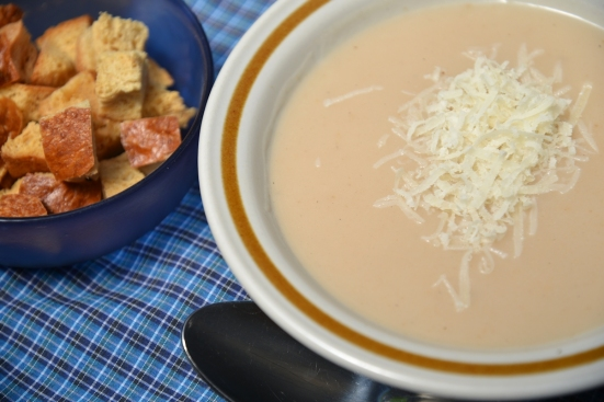 Browned-Flour Soup from Basel