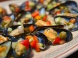 МАРИНОВАННЫЕ МИДИИ Mussels Vinaigrette ТАПАСРЕЦЕПТ