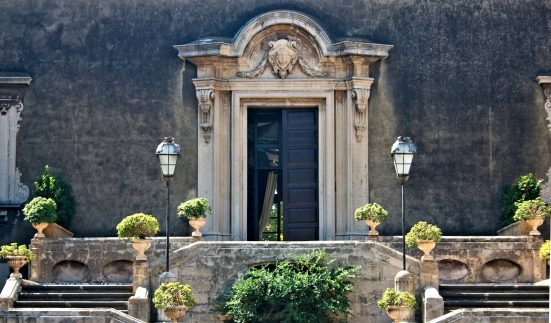 Catania Palazzo Biscari