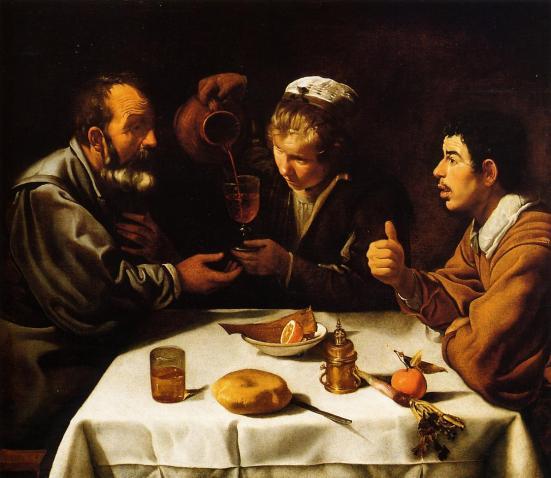 El_almuerzo,_by_Diego_Velázquez