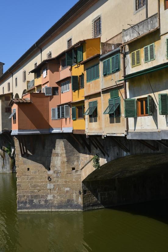Старый мост Понте Веккьо