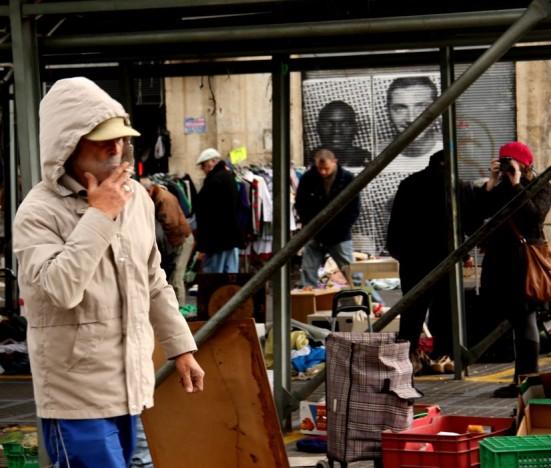 Яффо- Блошиный рынок