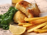 FISH AND CHIPS РЫБА И ЧИПСЫ
