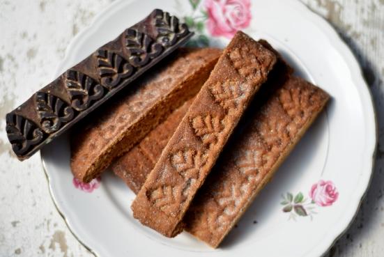 ИМБИРНЫЙ ХЛЕБ gingerbread или gingersnap