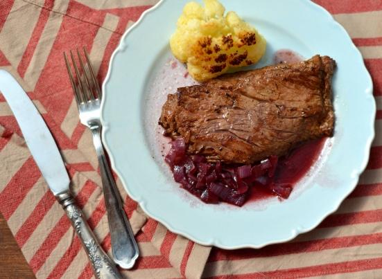 Hanger steak נתח קצבים