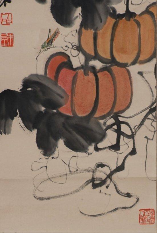 Pumpkins Qi Baishi