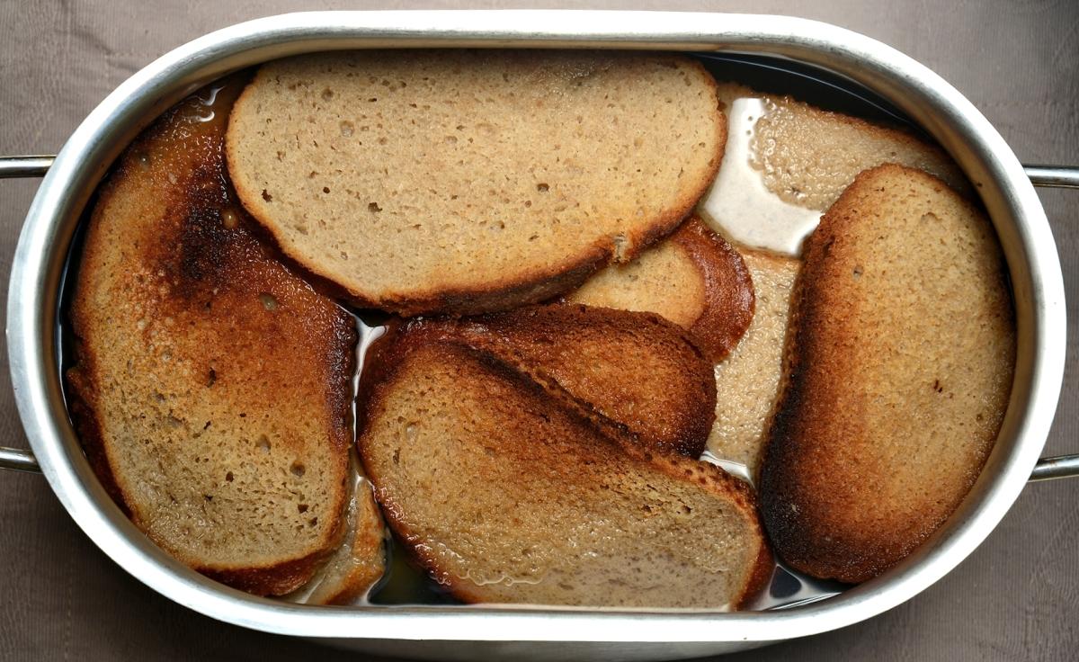 Квас в домашних условиях из ржаного хлеба - 4 рецепта 52