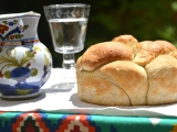 Хлеб как уКараваджо