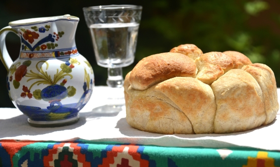Хлеб как у Караваджо