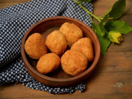Арасини - сицилийские рисовые шарики
