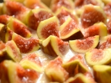 Торт с инжиром (смоковница, инжир, фига, виннаяягода)