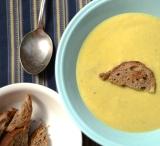 Суп-пюре из брюссельскойкапусты