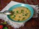 Армянский суп из хумуса (SISERRABOUR)