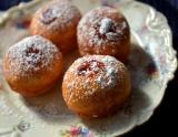 Пончики суфганиет кхануке