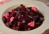 Салат из свеклы безмайонеза