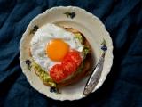 Авокадо на завтрак