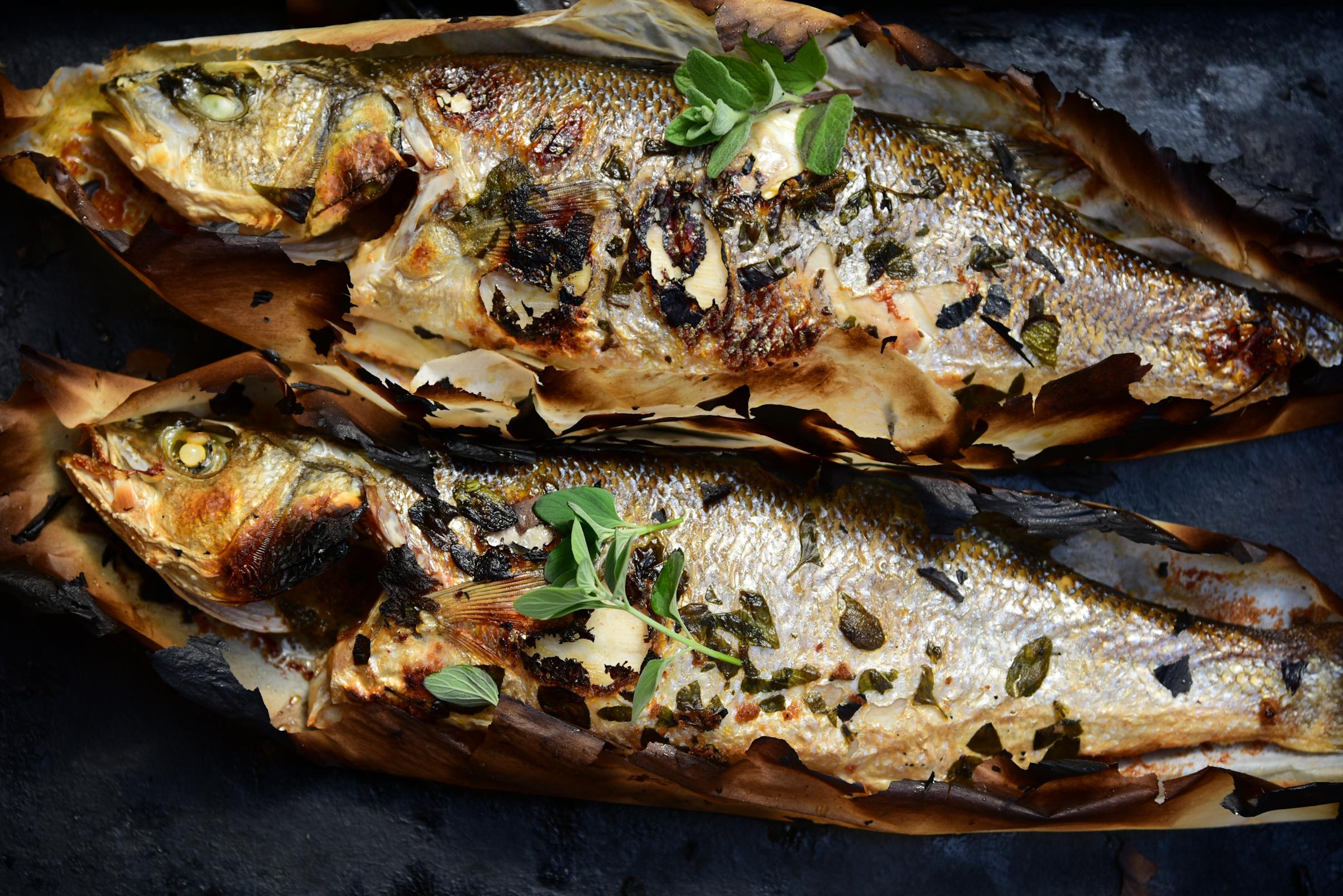 Рыбу готовит Архестрат
