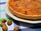Абрикосовый тарт с агарагаром