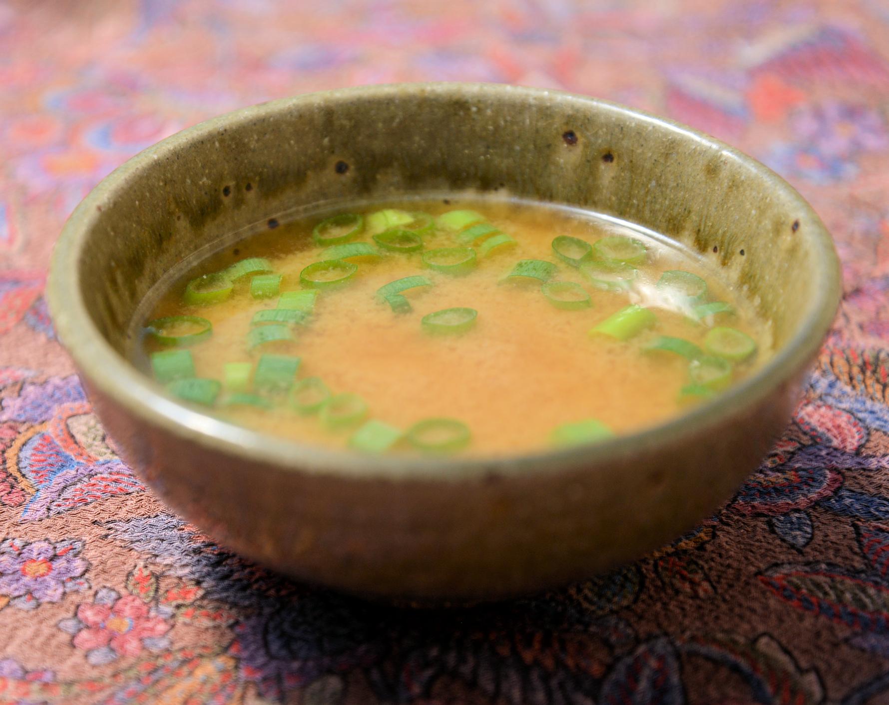 Мисо суп, как это делаю я