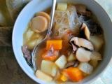 Никудзяга — картошка с мясомпо-японски